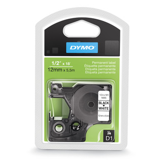Dymo D1 Permanent Labels