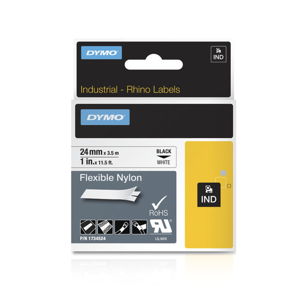 Dymo Rhino 1734524 Flexible Nylon