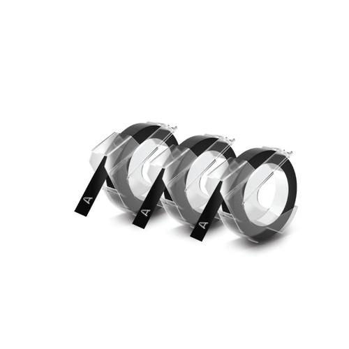 Dymo 1741670 Black Tape