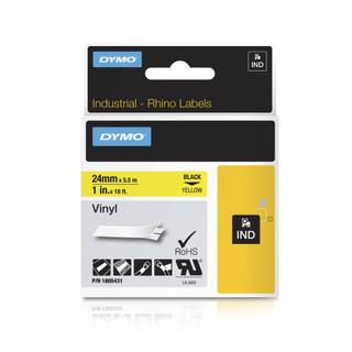 Rhino 1805431 Yellow Vinyl Label
