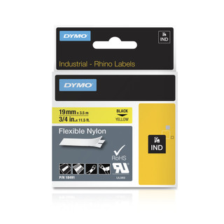 Dymo Rhino 18491 Flexible Nylon