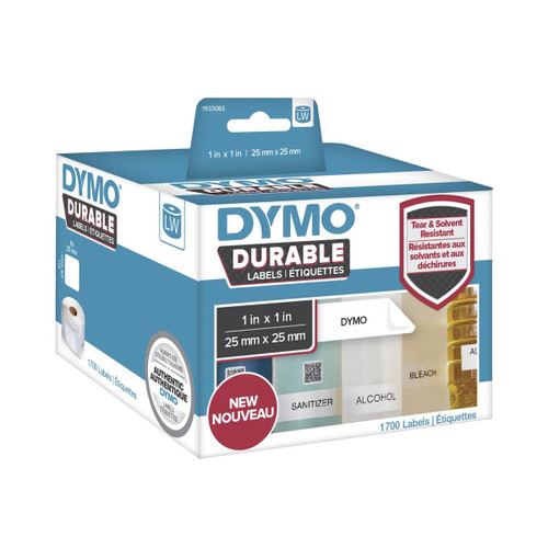 Dymo 1933083 Durable Labels