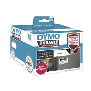 Dymo 1933084 Durable Labels