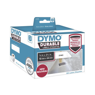 Dymo 1933085 Durable Labels