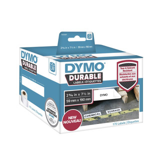 Dymo 1933087 Durable Labels