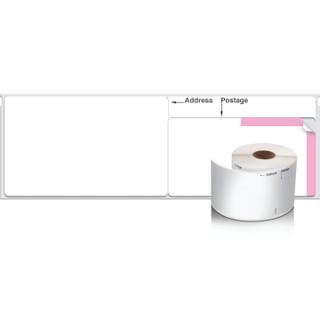 Dymo 30384 2-part PC Postage Labels