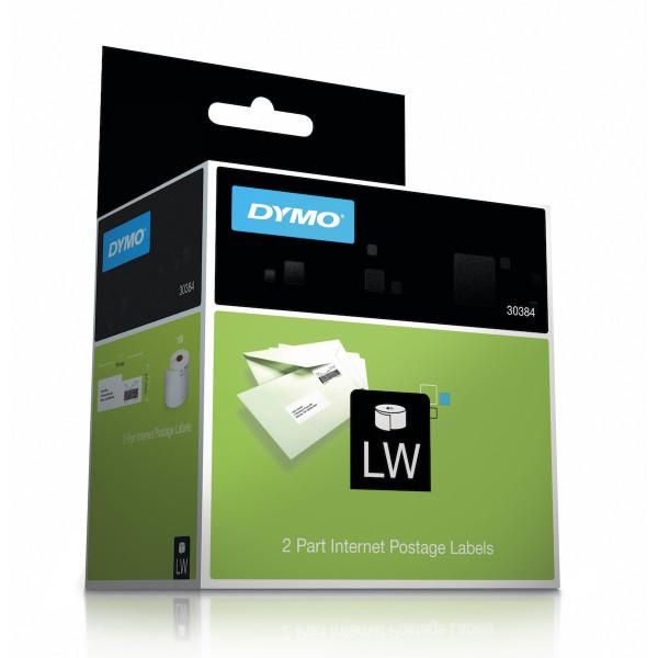 Dymo 30384 PC Postage Labels 2-part