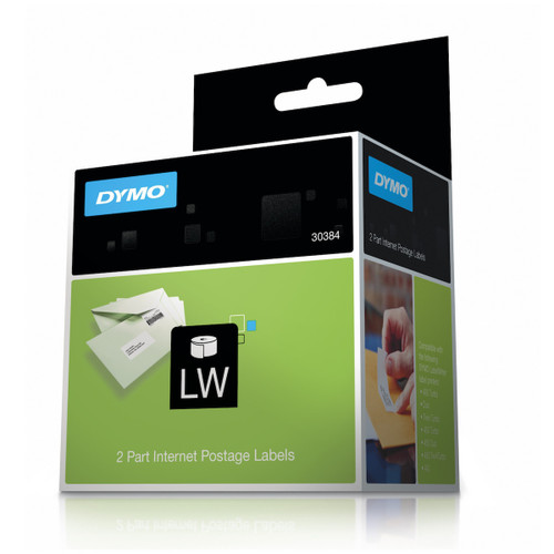 Dymo 30384 PC Postage Labels