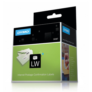 Dymo LabelWriter Internet Postage w/ confirm Labels (30387)