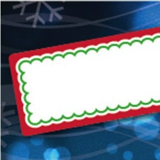 Dymo 30401 Gift Wrap Labels