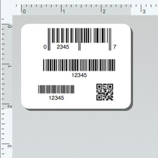 Which barcodes will a Dymo LabelWriter print?